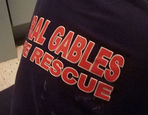 Coral Gables Fire Department Rescue Task Force Warm Zone Operations Class